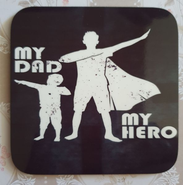 Father's Day Coaster Design 18